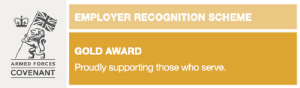 Defence Employer Recognition Scheme (ERS) - Gold